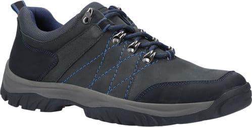 Cotswold Toddington Lace Mens Shoes Navy